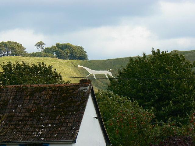 Cherhill White Horse, near Cherhill