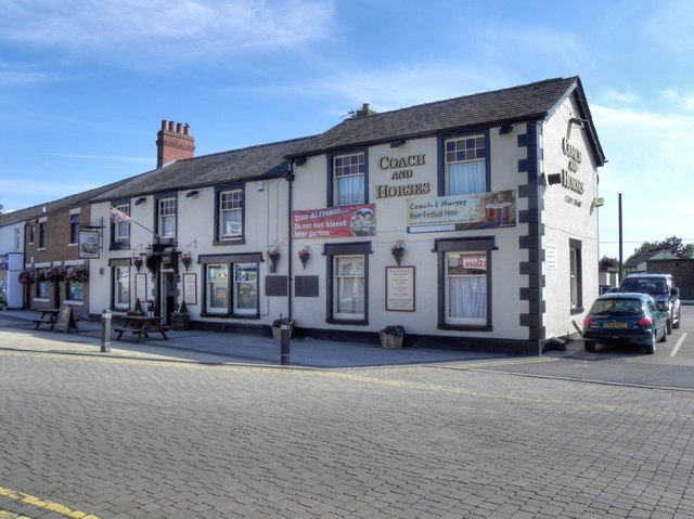 The Coach and Horses, Freckleton
