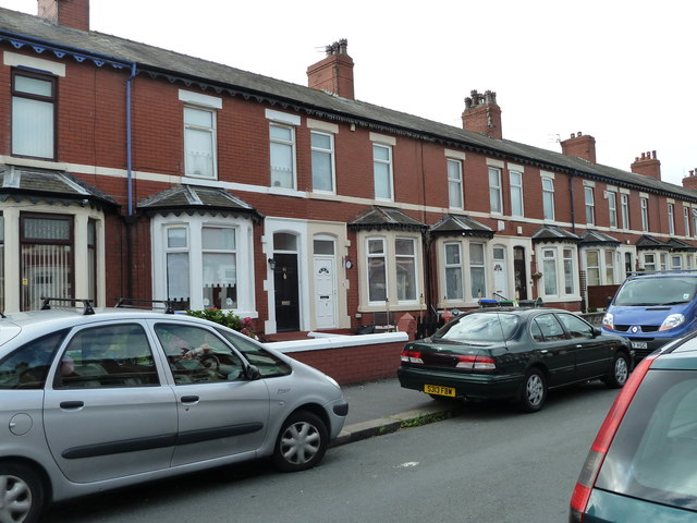 Terraced Houses, Hawthorn Road
