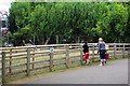 SP0683 : The rhea enclosure - Birmingham Nature Centre by Phil Champion