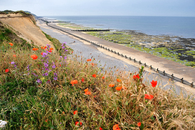 West Runton shore
