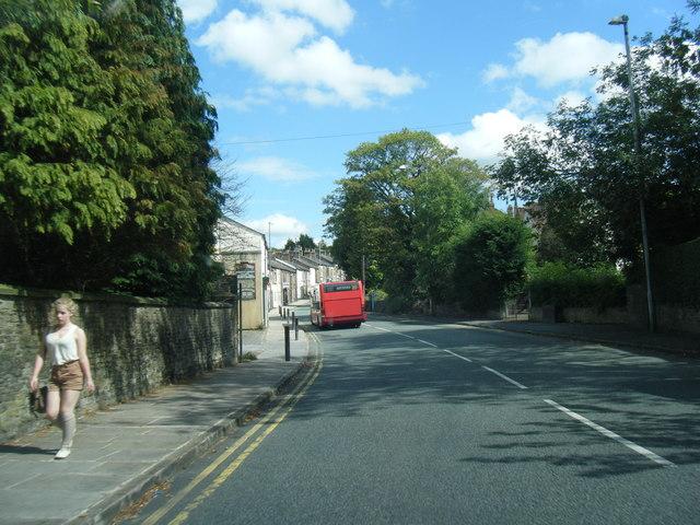 Hurdsfield Road