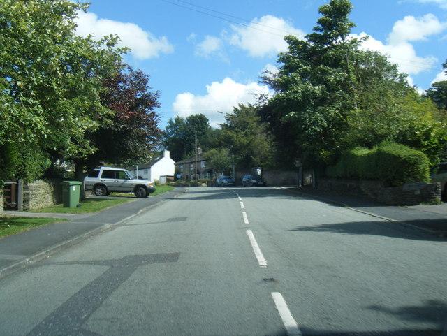 Rainow Road