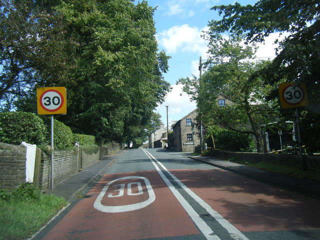 B5470 near Calrofold Lane