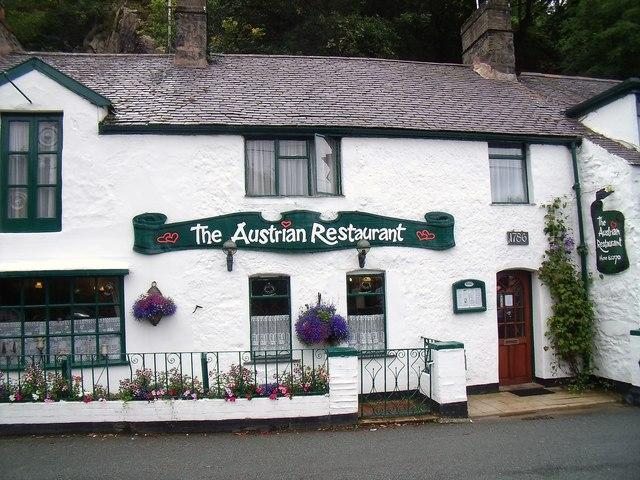 The Austrian Restaurant, Capelulo