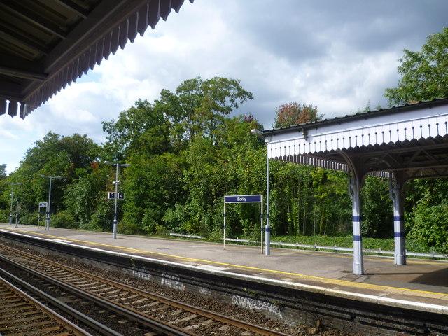 Bickley station