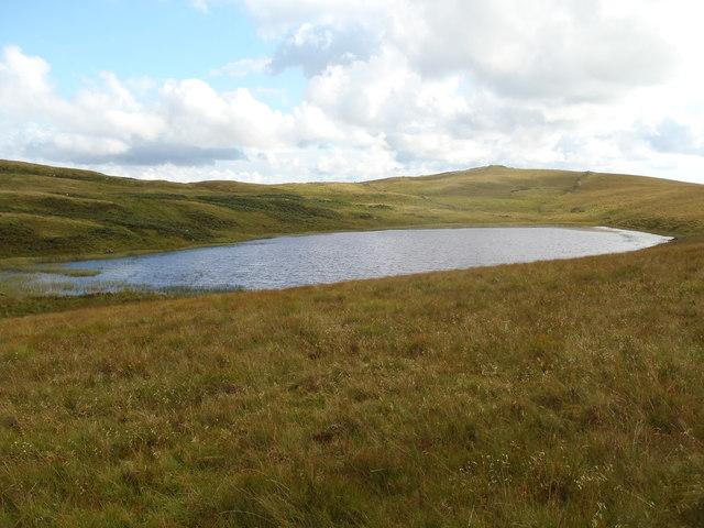 Knockman Loch