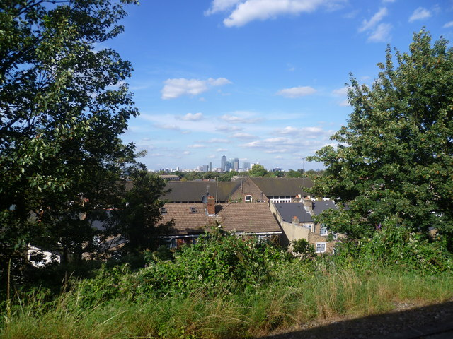 View from Nunhead station