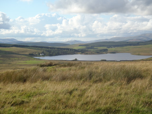 Lochinvar from Corse Hill