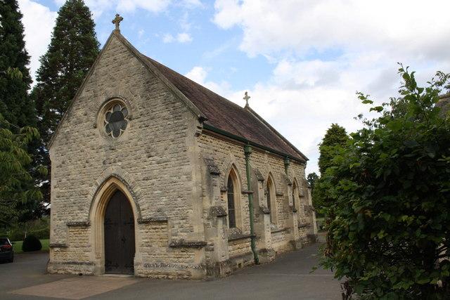 Botley Cemetery, Mortuary Chapel