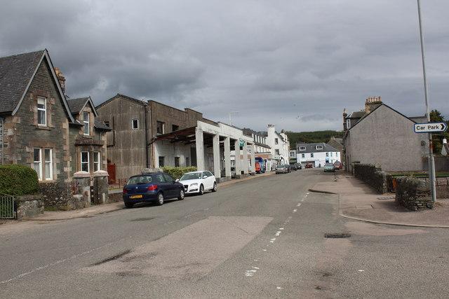 Lorne Street, Lochgilphead