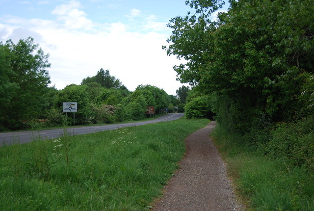 Downs Link by the A283