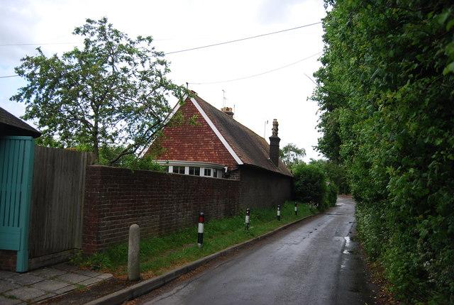 Castle Cottage, Roman Road