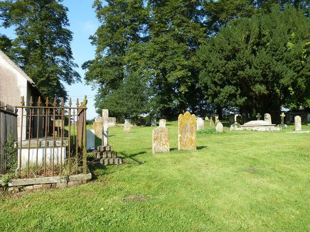 St. Mary, Bentley: churchyard (3)