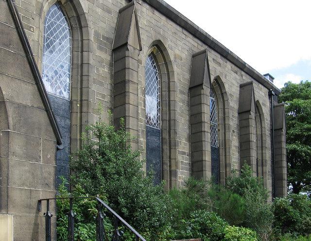 Golcar - St John's Parish Church