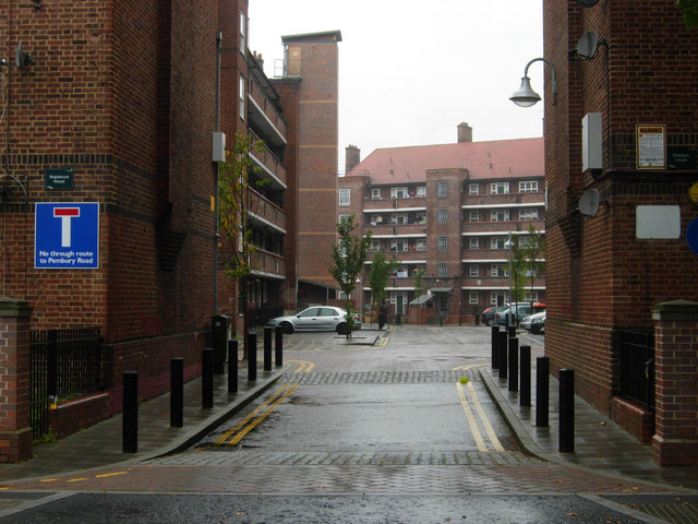 Pembury Estate