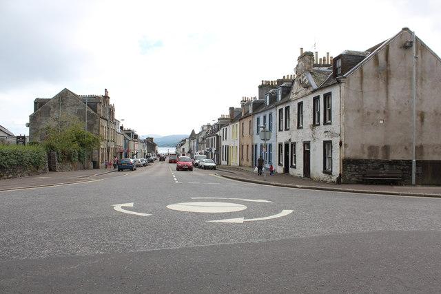 Argyll Street, Lochgilphead