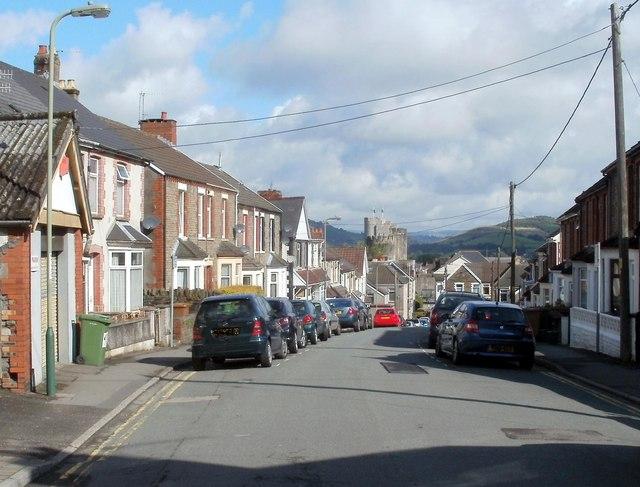 Broomfield Street, Caerphilly