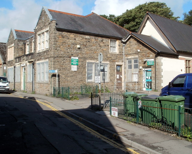 Council Offices, Park Lane, Caerphilly