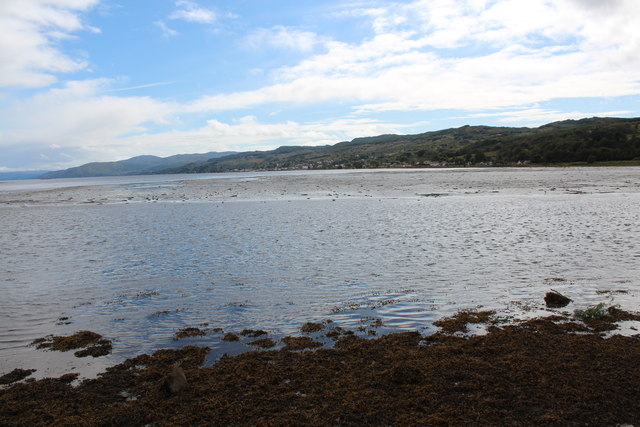 Mud flats, Loch Gilp