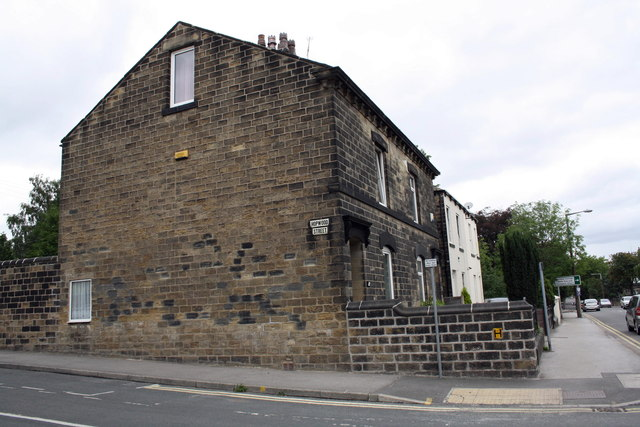 #18 Huddersfield Road at junction with Hopwood Street
