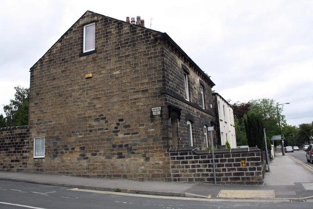 #18 Huddersfield Road at junction with Hopwood Street