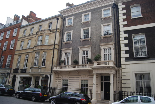 17, Grosvenor St