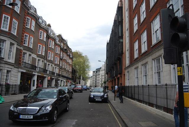 Davies St