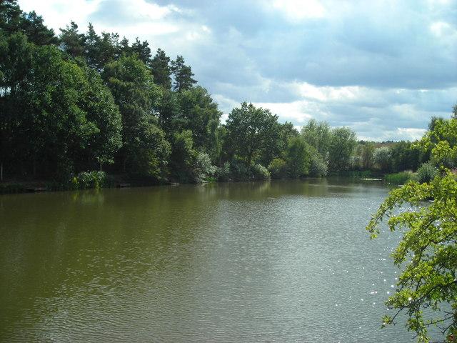 Cauldwell Dam Fishing Pond