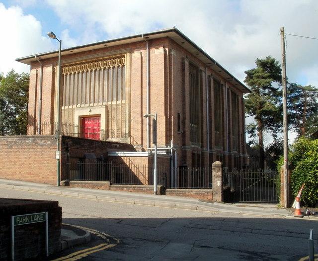Wesley Methodist Church, Caerphilly