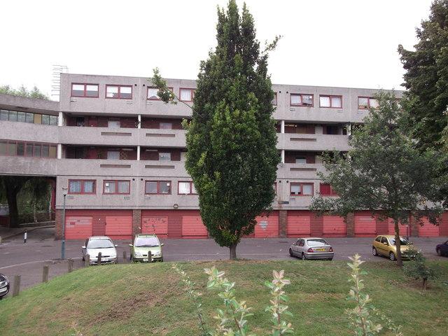 Chadwick Block, Thamesmead