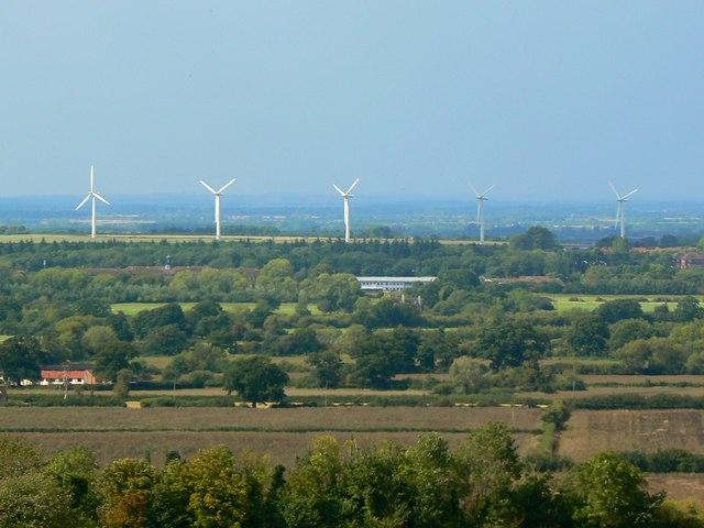 Westmill Energy Farm, Watchfield