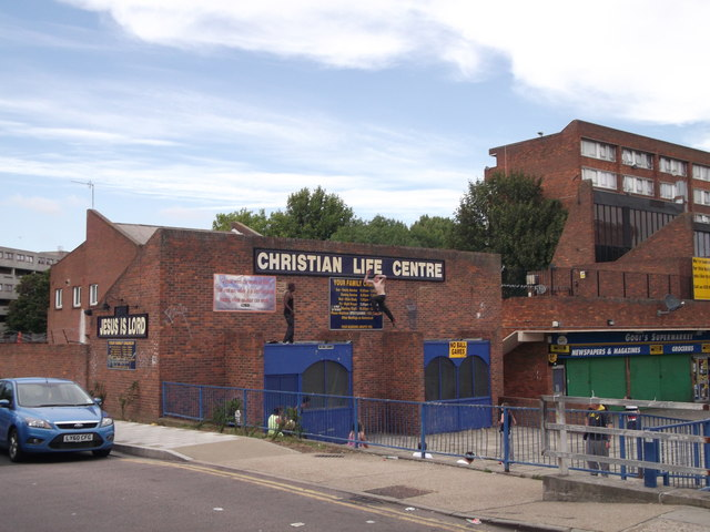 Christian Life Centre, Thamesmead