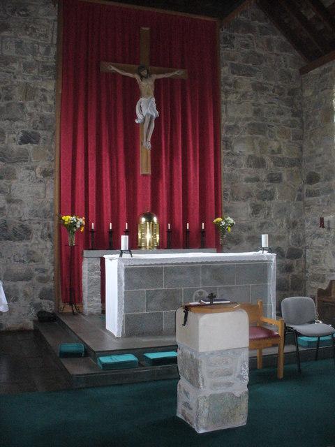 Bornish Altar
