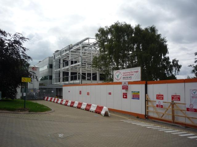 E block construction