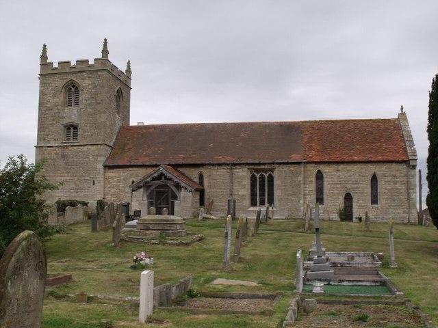 St Denys' Church, Kirkby Laythorpe