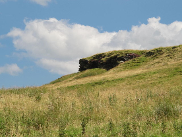 Oaky Knowe Crags
