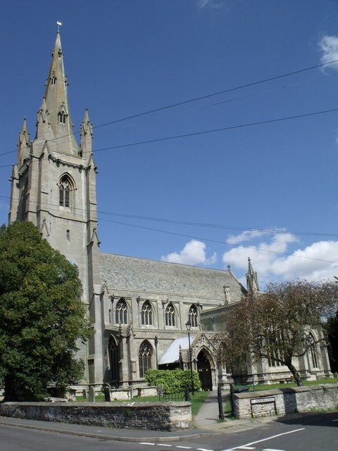St Andrews Church, Heckington