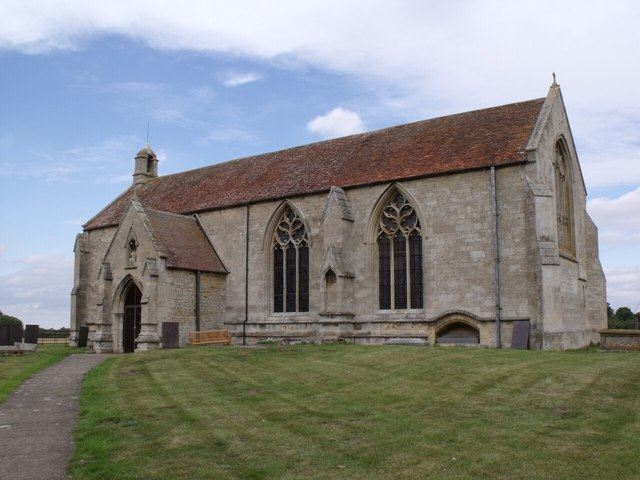 St Mary and All Saints Church, South Kyme
