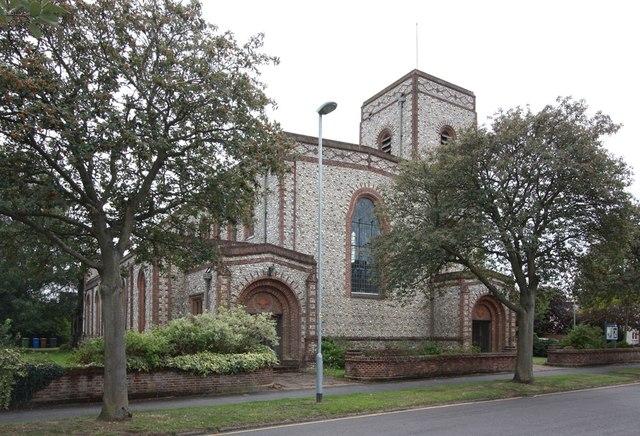 St Alban, Lakenham