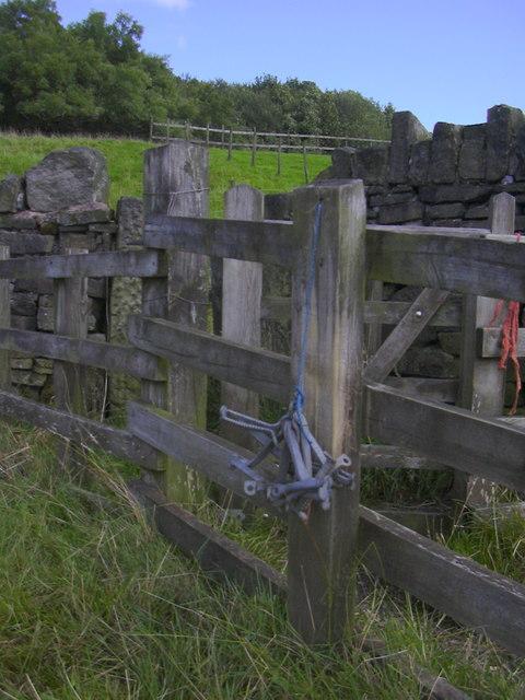 Gateway, Irwell Sculpture Trail at Stubbins