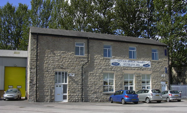 """A2 Santiago House"" Cuba Industrial Estate, Bolton Road North, Stubbins, Lancashire"