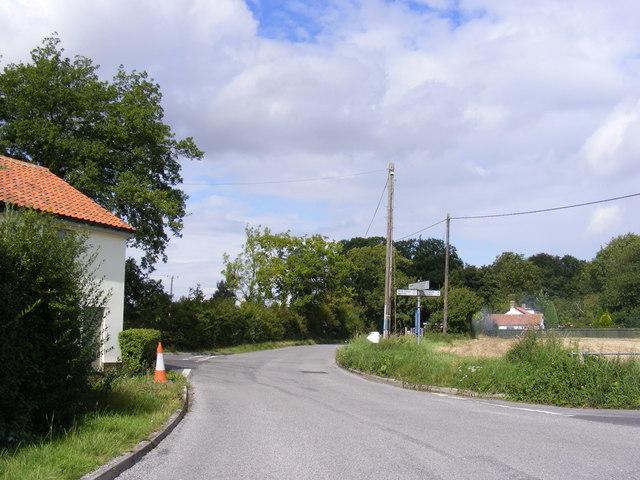 Crossroads at Dog Corner