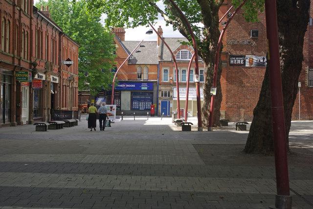 Leicester Street, Walsall