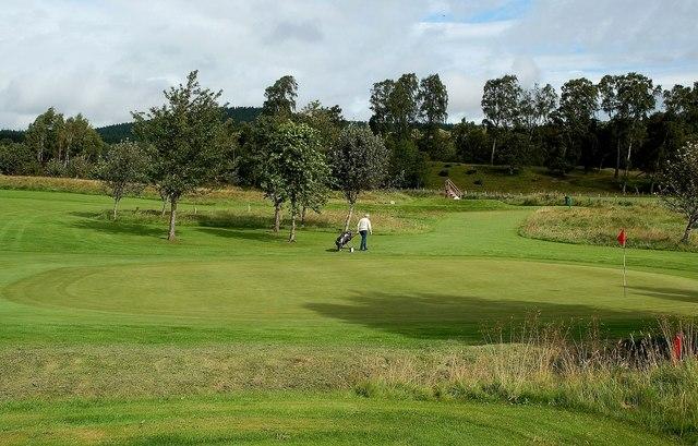 Carrbridge Golf Course