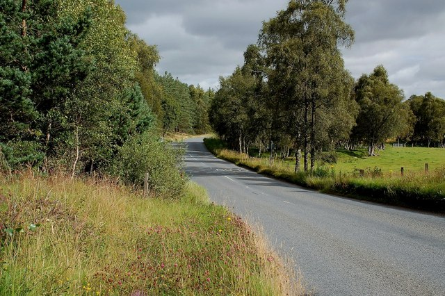 Going to Grantown-on-Spey