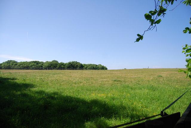Farmland near Black Horse Farm