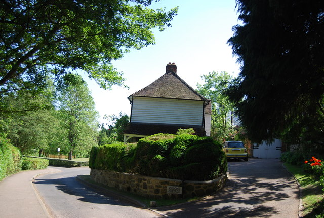 Grooms Cottage, Basted