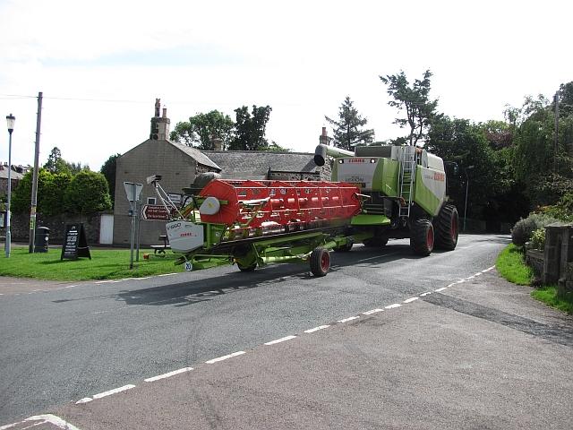 Harvest time, Embleton