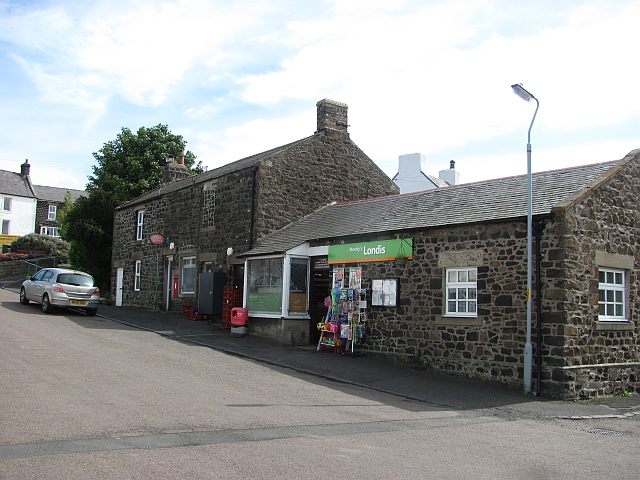 Post Office and village shop, Embleton